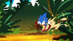 SEGA has already announced that Sonic Mania will be expanded in the form of -Plus. In addition to new characters, the physical version has an artbook and a cardboard sleeve. Nintendo 3ds, Hedgehog Art, Sonic The Hedgehog, Wii U, Classic Sonic, Sonic Mania, Funny Drawings, Video Game Characters, Game Art