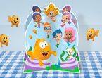 Bubble Guppies Tabletopper - NickJr has EVERYTHING as a FREE printable... definitely going here and printing things to get started!
