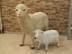 Kıbrıs Büyük Koyun Heykeli Lamb, Animals, Animales, Animaux, Animal, Animais, Baby Sheep
