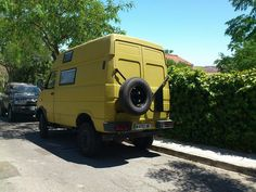 Iveco Daily 4x4 Iveco 4x4, Iveco Daily 4x4, Camper Van, Offroad, Recreational Vehicles, Vans, Off Road, Travel Trailers, Van