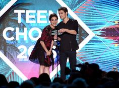 Lana Parrilla at the Teen Choice Awards Show (July 31, 2016)