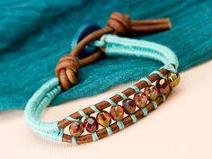 Cornflower Bracelet                                                                                                                                                     More