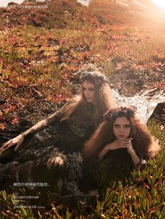kati nescher and natalie westling by mikael jansson