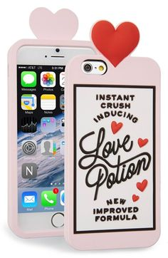ban.do 'Love Potion' iPhone 6 & 6s Case