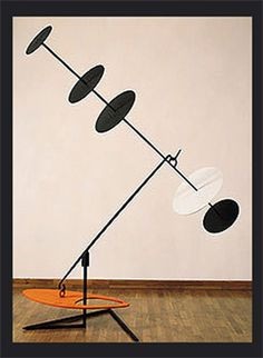 Calder Stabile Mobile Sculpture, Modern Sculpture, Abstract Sculpture, Sculpture Art, Sculptures, Alexander Calder, Mobile Art, Hanging Mobile, Mobile Calder