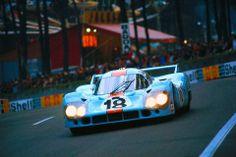 Gulf Porsche 917LH 1971