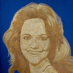 Sally Field  Handmade with dried leaves of rice by museumshop, $139.00  Can you believe this protrait is made of rice leaves? $189.00  Star in rice straw art. Hollywood star in leaf art.  Etsy, COLLECTIBLE  Hollywood legend handmade with dried leaves.        Hollywood star.  Handmade leaf art  No color paint or dye added to the natural color of rice straw (Dried leaves of rice plant).  This portrait is not a Photo, Painting, Print but handmade with thousands of tiny pieces of rice straw.