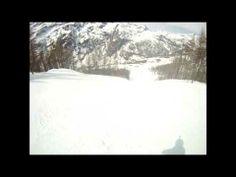 Gressoney la Trinitè, Monterosa ski: pista Jolanda nera