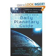 Llewellyn`s 2012 Daily Planetary Guide: Complete Astrology At-A-Glance (Annuals - Daily Planetary Guide) $12.99