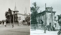8 κατεδαφισμένα κτήρια που κάποτε υπήρχαν στην Αθήνα   Τι λες τώρα; Greek History, Athens, Old Photos, Greece, San, Painting, Old Pictures, Greece Country, Painting Art
