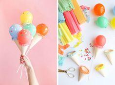 50 DIY Balloon Decorating Ideas