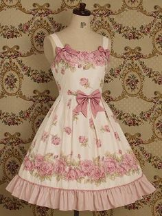 lolita (sweet) but I would wear it possibly as a sun-dress to something nice :3