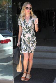 Kate Bosworth style, celebrity street style