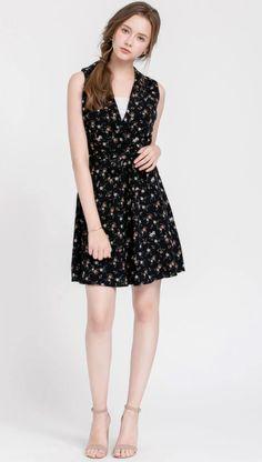 KODZ floral dress - mine!