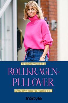 Grüne Pullover: Diese angesagten Modelle tragen wir jetzt