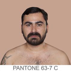 humana Pantone