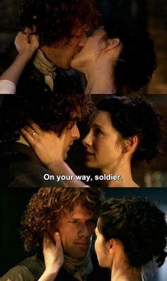 Outlander S02E10 Jamie & Claire