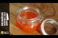 Sladkokyselá chilli omáčka - Roman Paulus - Kulinářská Akademie Lidlu Beauty Elixir, Lidl, Health And Beauty, Chili, Roman, Pudding, Desserts, Youtube, Food