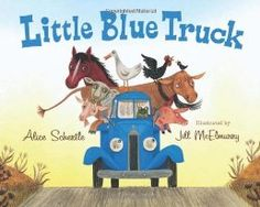 Beep! Beep! Beep! Meet Blue. A muddy country road is no match for this little pick up--that is, until he gets stuck while pushing a dump truck out of the muck. Luckily, Blue has made a pack of farm animal friends along his route. And they're willing to whatever it takes to get their pal back on the road.  Filled with truck sounds and animals noises, here is a rollicking homage to the power of friendship and the rewards of helping others.