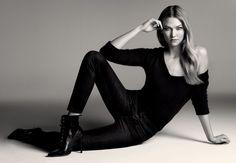 IMG Models: Karlie Kloss stars in LIUJO F/W '17 ad campaign.