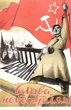 Najlepsze Obrazy Na Tablicy Plakaty Propagandowe 372 W