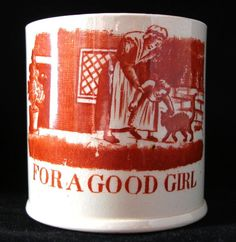 Dishy News -For a Good Girl,1820
