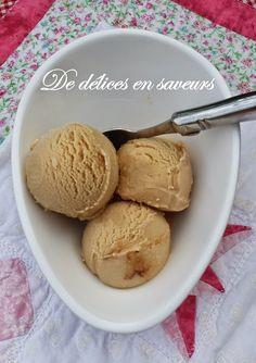 De délices en saveurs: Glace au yaourt au salidou®