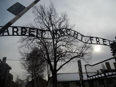 Auschwitz concentration camp, Cracow, Poland