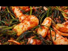 Chicken Wings, Shrimp, Meat, Cooking, Food, Kimchi, Kitchen, Essen, Meals