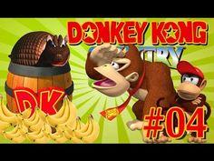DONKEY KONG COUNTRY - SNES #04 DETONADO