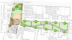 St Luke's Community Garden - Hudson Berkshire LLC Landscape Design and Management