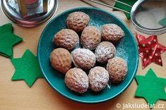 Vánoční cukroví: Recept na plněné ořechy jako od babičky | jaksiudelat.cz