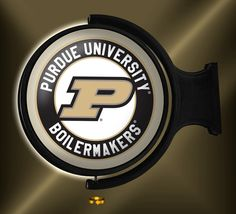 """• Purdue University Officially Licensed  • Made In the USA  • Perfect Gift For Boilermakers Fans, Alumni, Dorm or Man Cave  • 8' power cord with an in line switch. Mounting hardware included.  • Dimensions: 21""""H x 23""""W x 5""""D Purdue University, Wall Signs, 5 D, Man Cave, Dorm, Fans, Hardware, Gift, How To Make"""