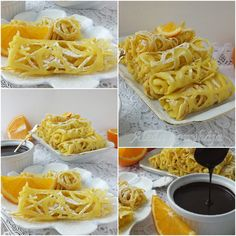 Hungarian Recipes, Pavlova, Macaroni And Cheese, Waffles, Recipies, Favorite Recipes, Sweets, Meals, Cookies