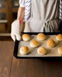 オーブンで10分焼く