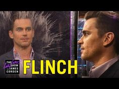 Cindy Crawford & Matt Bomer Are Too Beautiful to Interview - YouTube