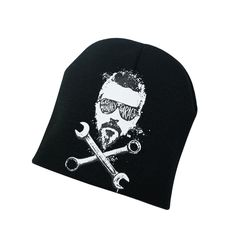 557177fe5d3 Richard Rawlings Knit Beanie by Concept One Accessories  FastnLoud Richard  Rawlings