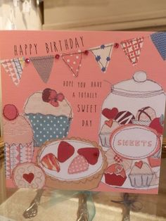 This is a super cute card (Harriet and Dee)
