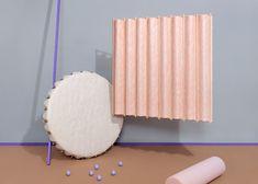 Studio Mieke Lucia   FUSED in4nite - acoustic panels
