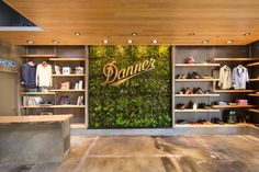Danner Lifestyle Concept Store, Portland – Oregon » Retail Design Blog