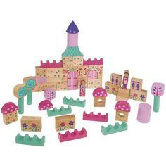Themed Building Blocks - Fairytale | Wooden Toys for Children| Themed Building Blocks - Fairytale | Wooden Toys for Children
