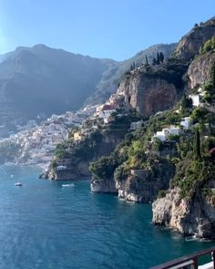Dramatic, deluxe and more than a little dashing, Positano is the Amalfi Coast's front-cover splash, with vertiginous houses tumbling down to the sea in a cascade of sun-bleached peach, pink and terrac Vacation Places, Italy Vacation, Dream Vacations, Italy Travel, Vacation Travel, Italy Honeymoon, Travel Goals, Travel Hacks, Morning View