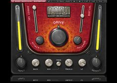 The Manny Marroquin Distortion plugin: Whether you like it 'crunchy-style' or 'down-and-dirty,' a little bit of distortion on vocals, Rhodes, Wurlis, etc. can really add a lot of attitude and edge.