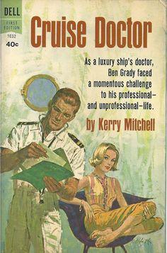 Cover art Robert Abbett 1963