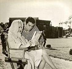 Russ Tamblyn, Mamie Van Doren, Rita Moreno, In High School, Golden Age Of Hollywood, Actresses, Couple Photos, Couples, Female Actresses
