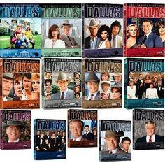 The Television Show Dallas - Have all, love all!