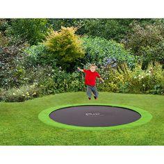BuyPlum 8ft In-Ground Trampoline Online at johnlewis.com