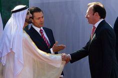 Comercio México-Emiratos Árabes Unidos crece 40%
