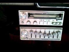 YouTube Radios, Pioneer Car Stereo, Vintage Cars, Antique Cars, Car Amplifier, Transistor Radio, Nostalgia, Car Audio, Old Cars