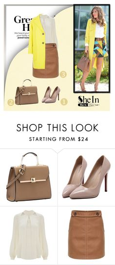 """SHEIN 1"" by melisa-j ❤ liked on Polyvore featuring Temperley London, Weekend Max Mara and shein"